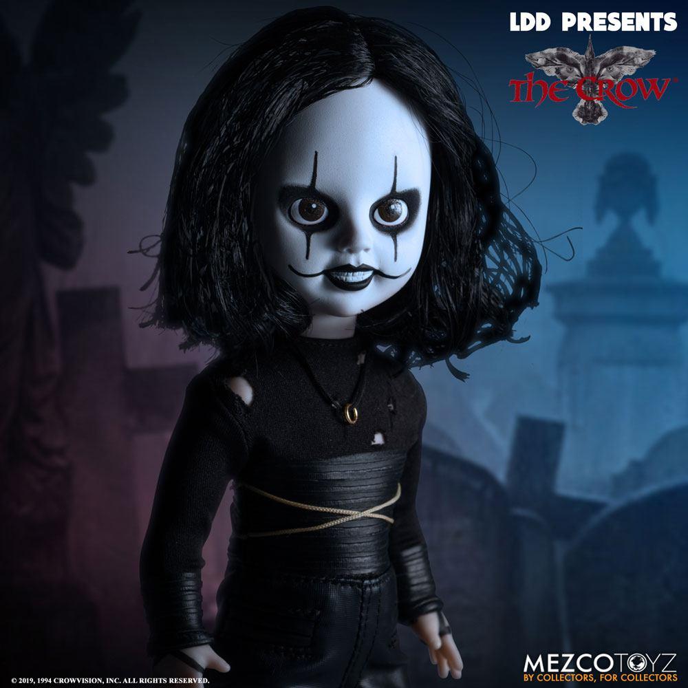 The Crow Living Dead Dolls Doll Eric Draven 25 cm