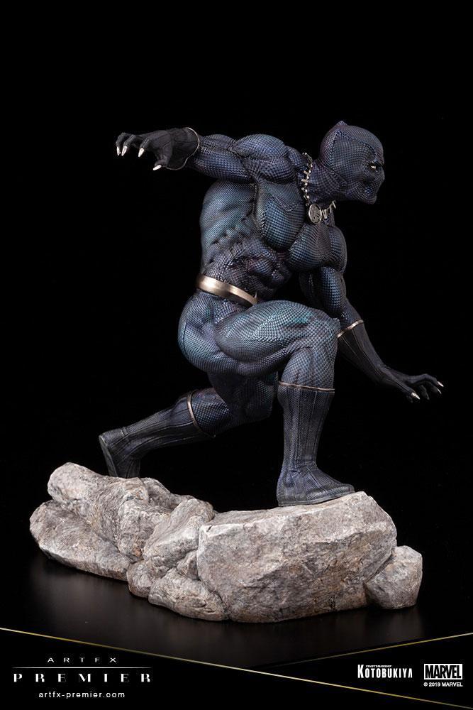 Marvel Universe ARTFX Premier PVC Statue 1/10 Black Panther GITD 16 cm