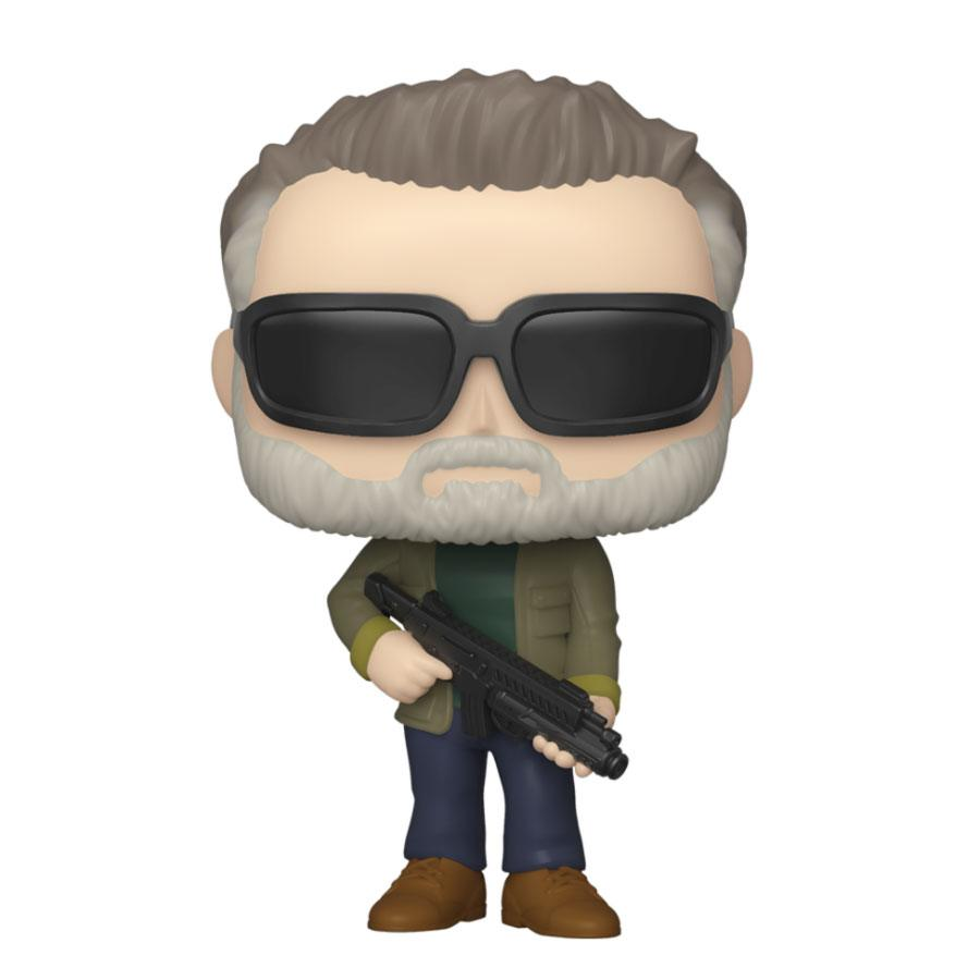 Terminator: Dark Fate POP! Movies Vinyl Figure T-800 10 cm