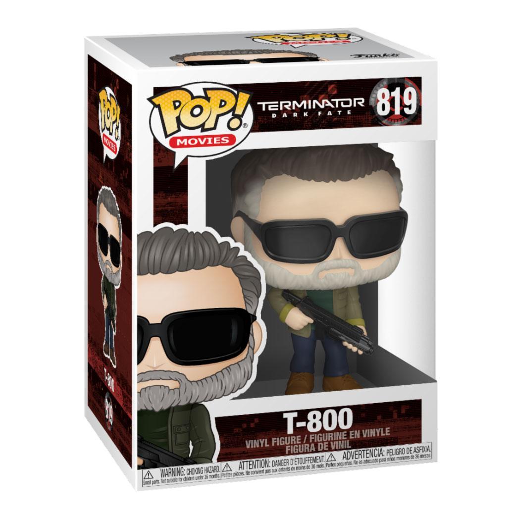 Terminator: Dark Fate POP! Movies Vinyl Figure T-800 10 cm