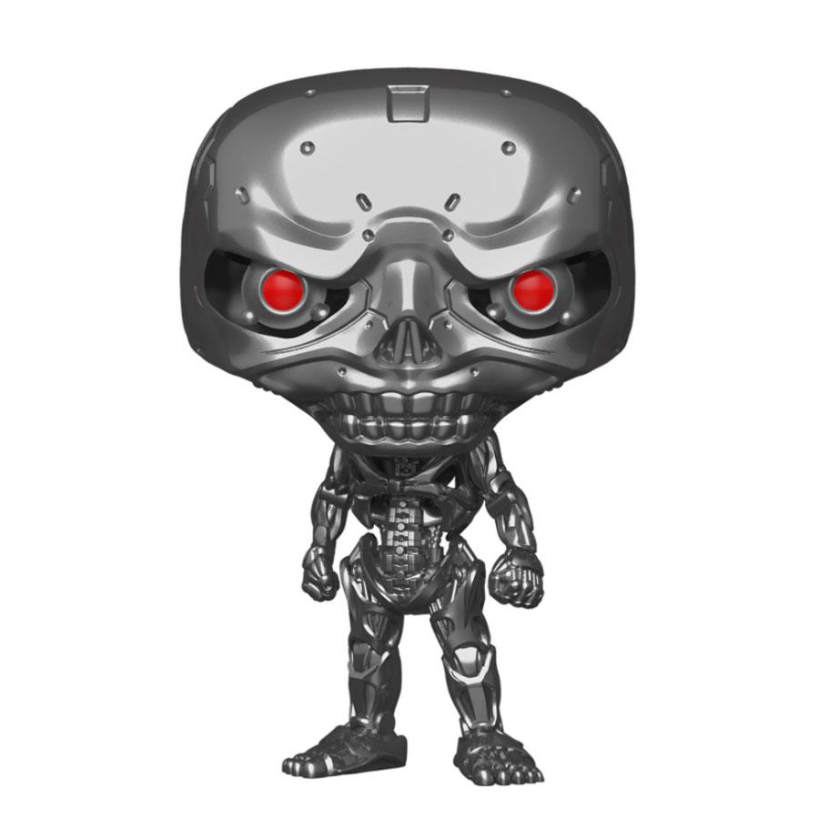Terminator: Dark Fate POP! Movies Vinyl Figure REV-9 10 cm