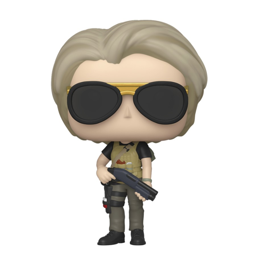 Terminator: Dark Fate POP! Movies Vinyl Figures Sarah Connor 10 cm