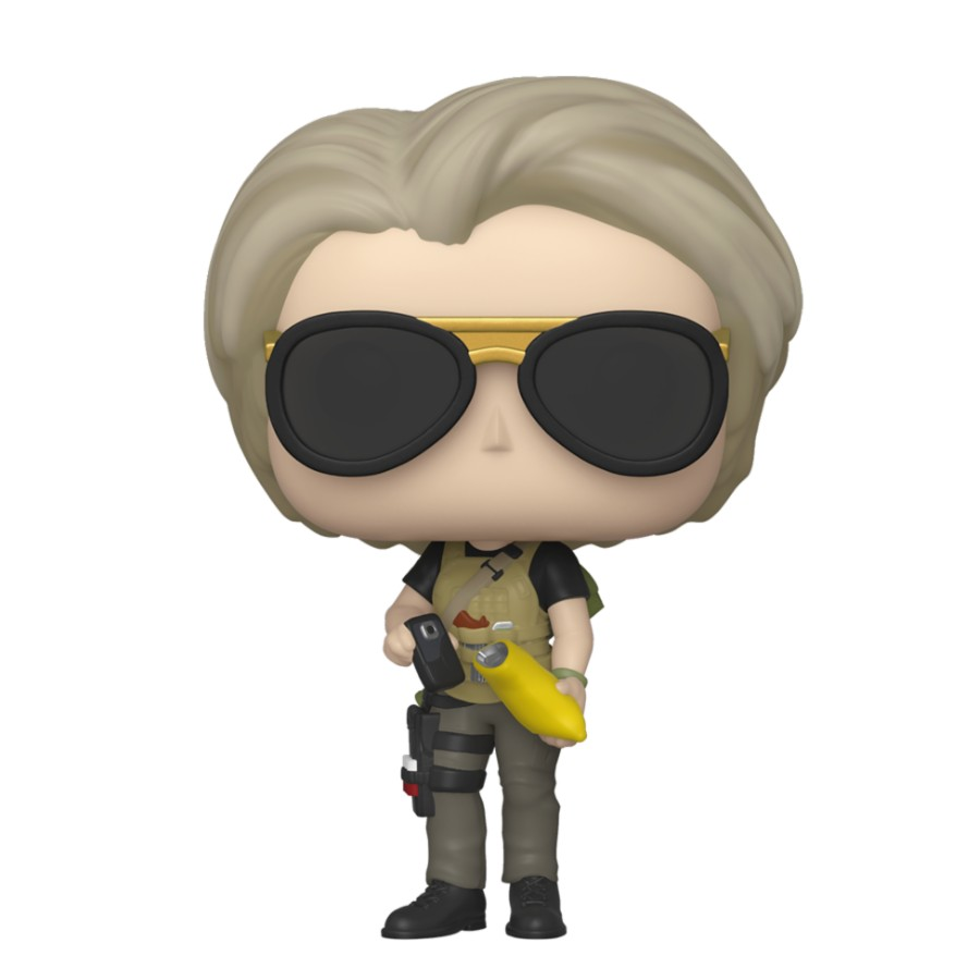 Terminator: Dark Fate POP! Movies  Sarah Connor Chase 10 cm
