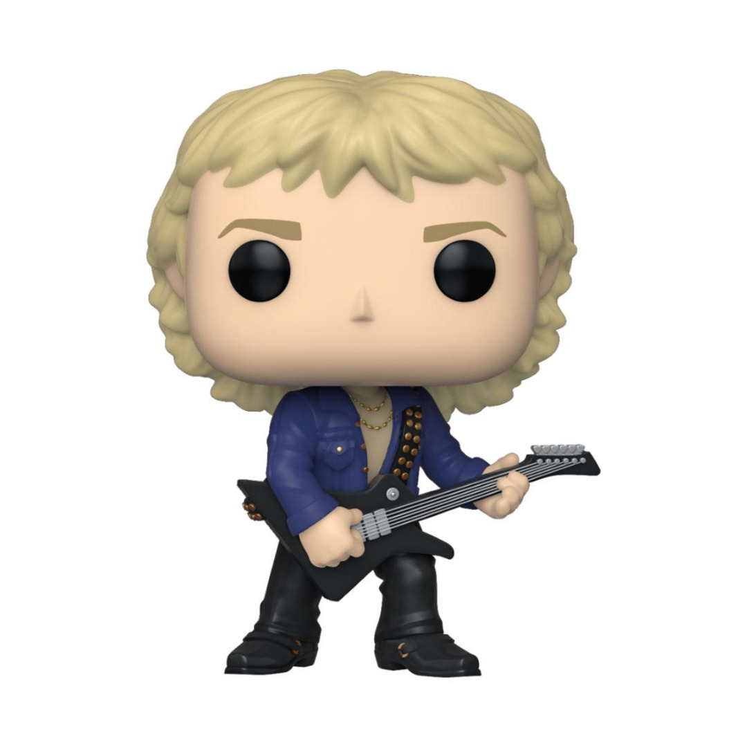 Def Leppard POP! Rocks Vinyl Figure Phil Collen 10 cm