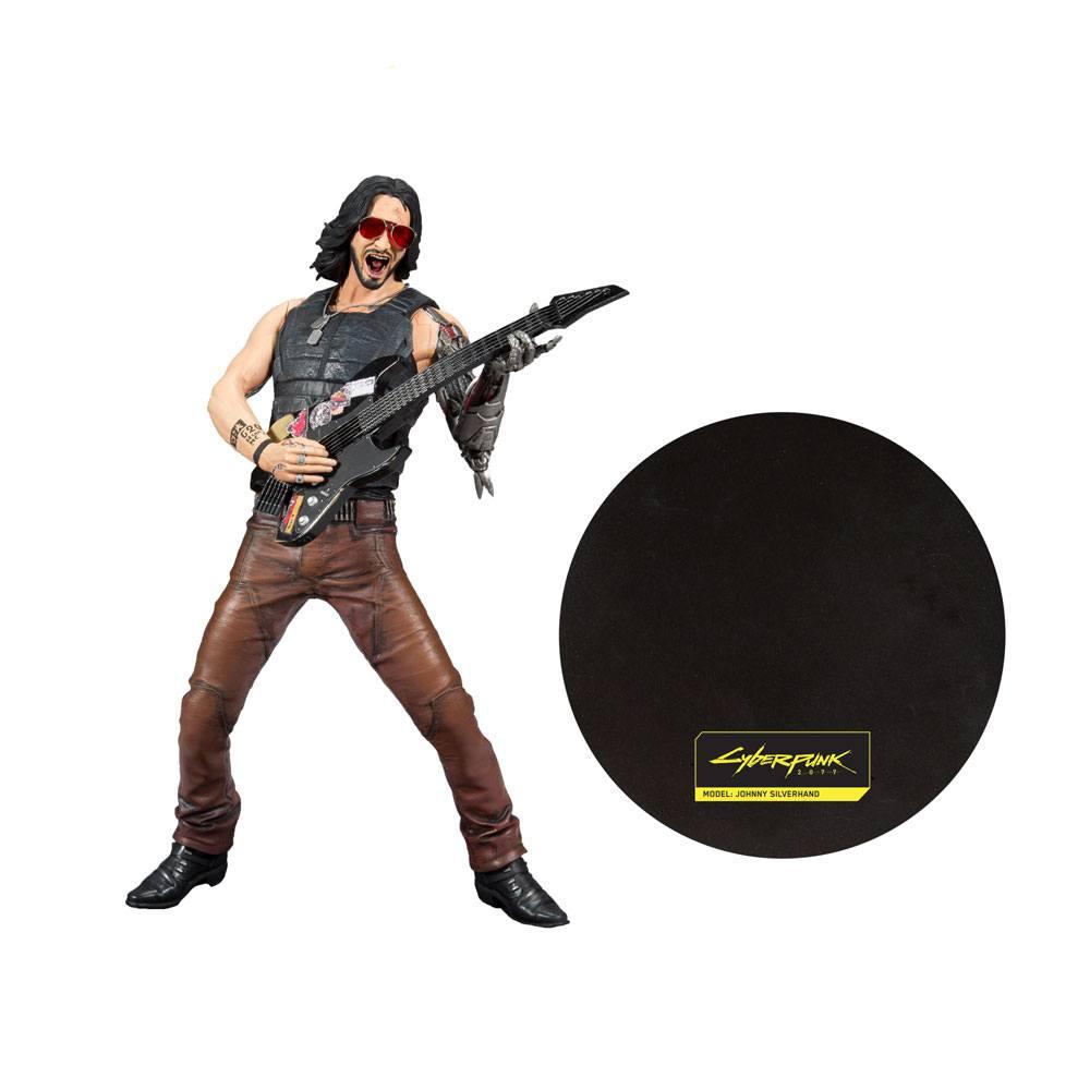 Cyberpunk 2077 Action Figure Johnny Silverhand 30 cm
