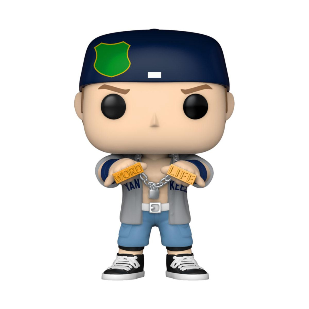 WWE POP! Vinyl Figure John Cena - Dr. of Thuganomics 10 cm