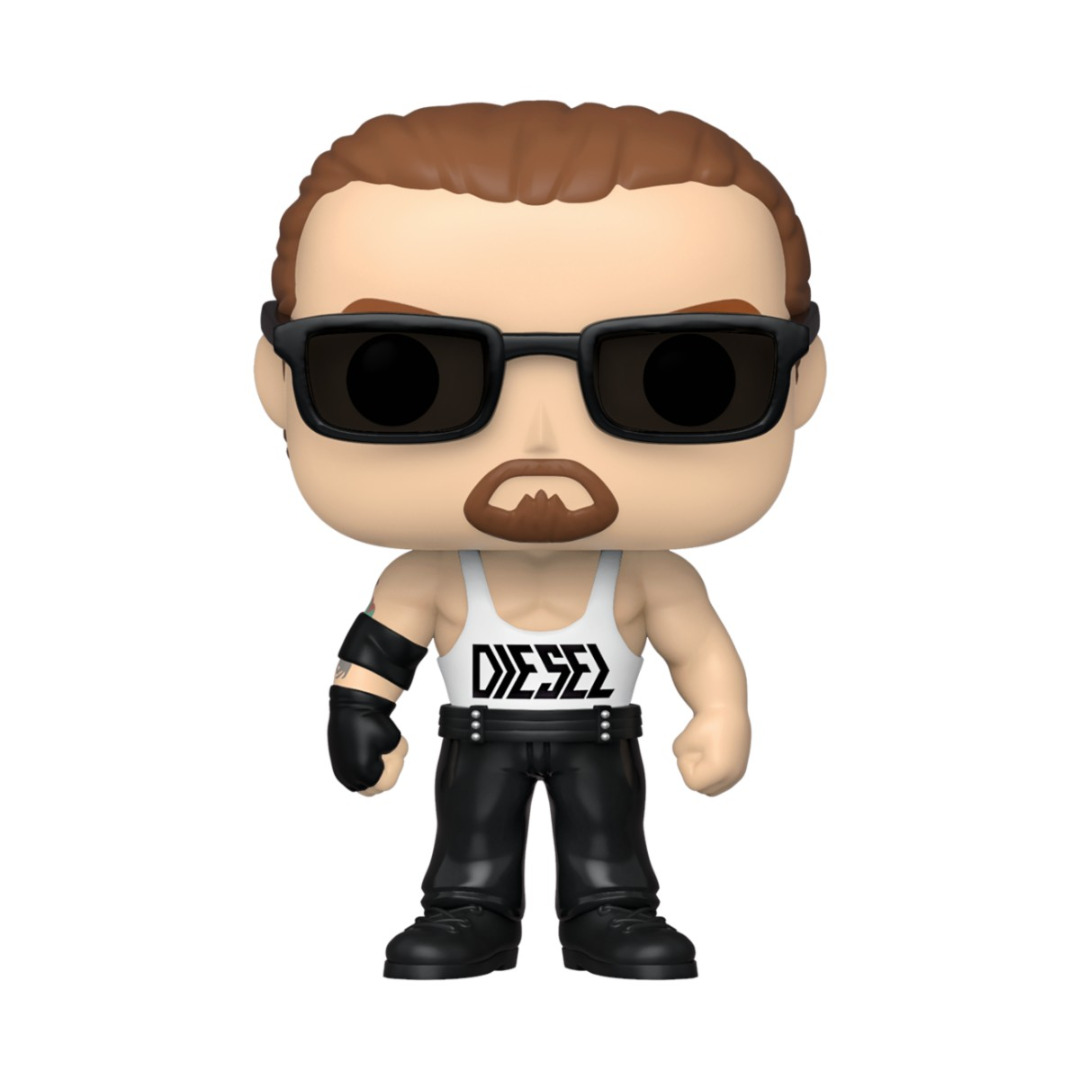 WWE POP! Vinyl Figures Diesel 10 cm