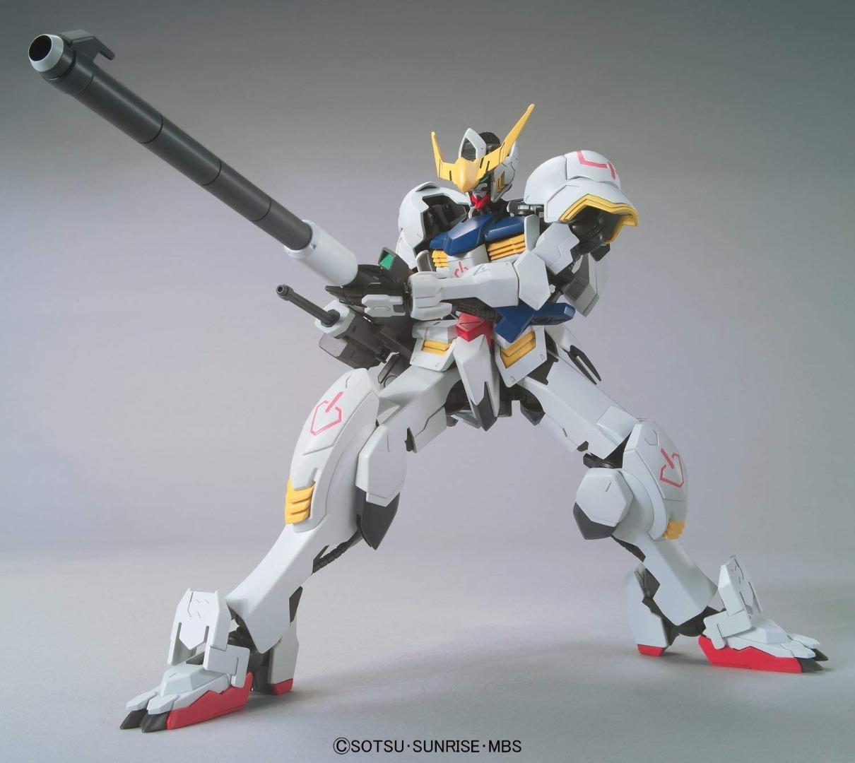 Gundam: Gundam Barbatos 1:100 Model Kit