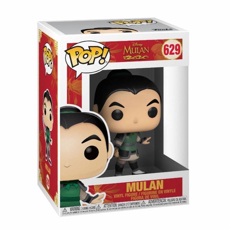 Mulan POP! Movies Vinyl Figure Mulan as Ping 10 cm