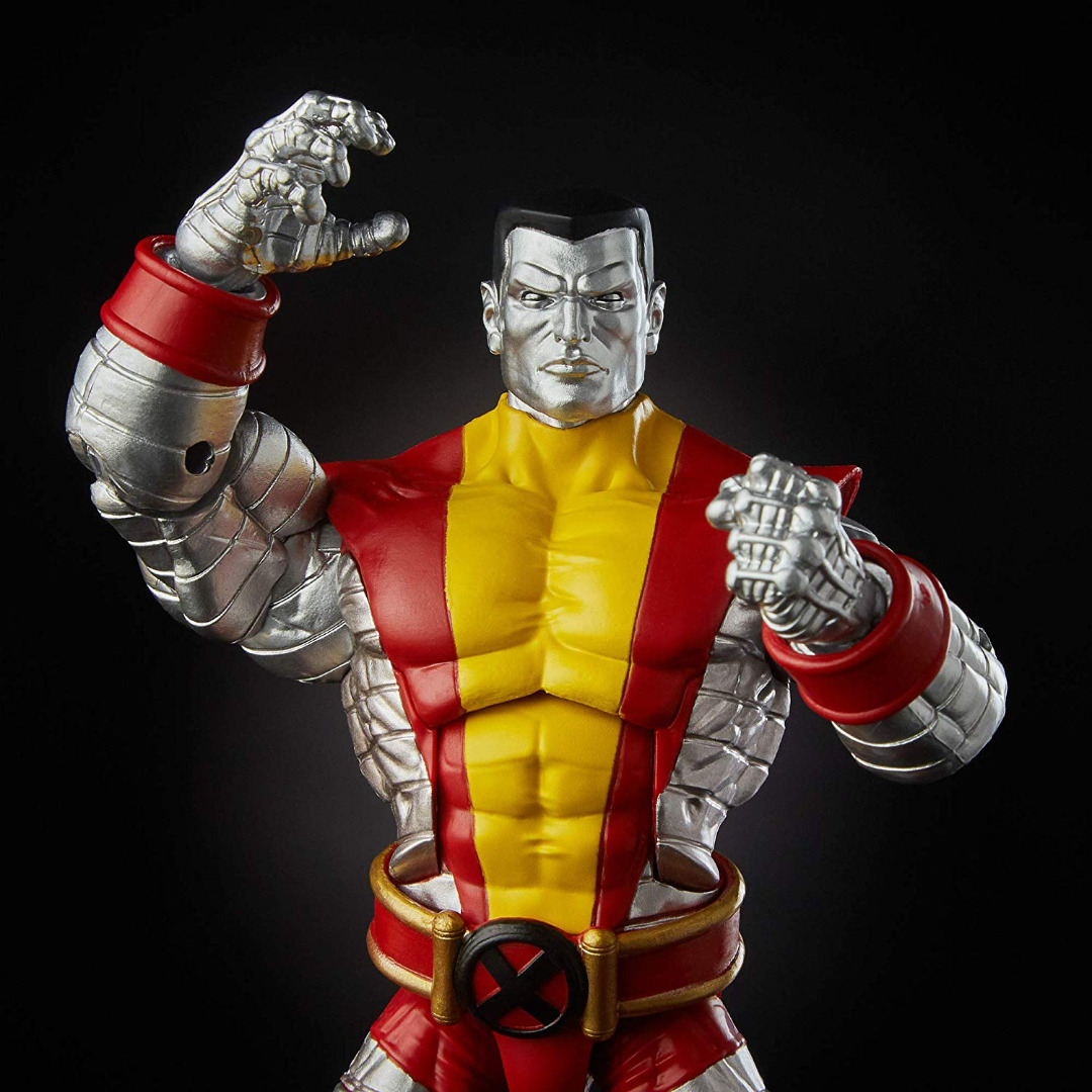 Marvel Legends 80th Anniversary Action Figures 2-Pack Colossus & Juggernaut
