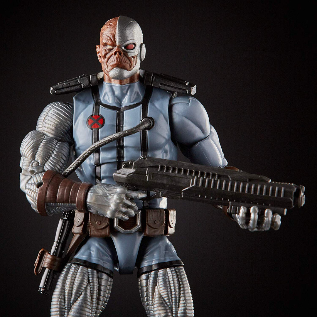 Marvel Legends Action Figure Deathlok Variant Exclusive Edition 15 cm