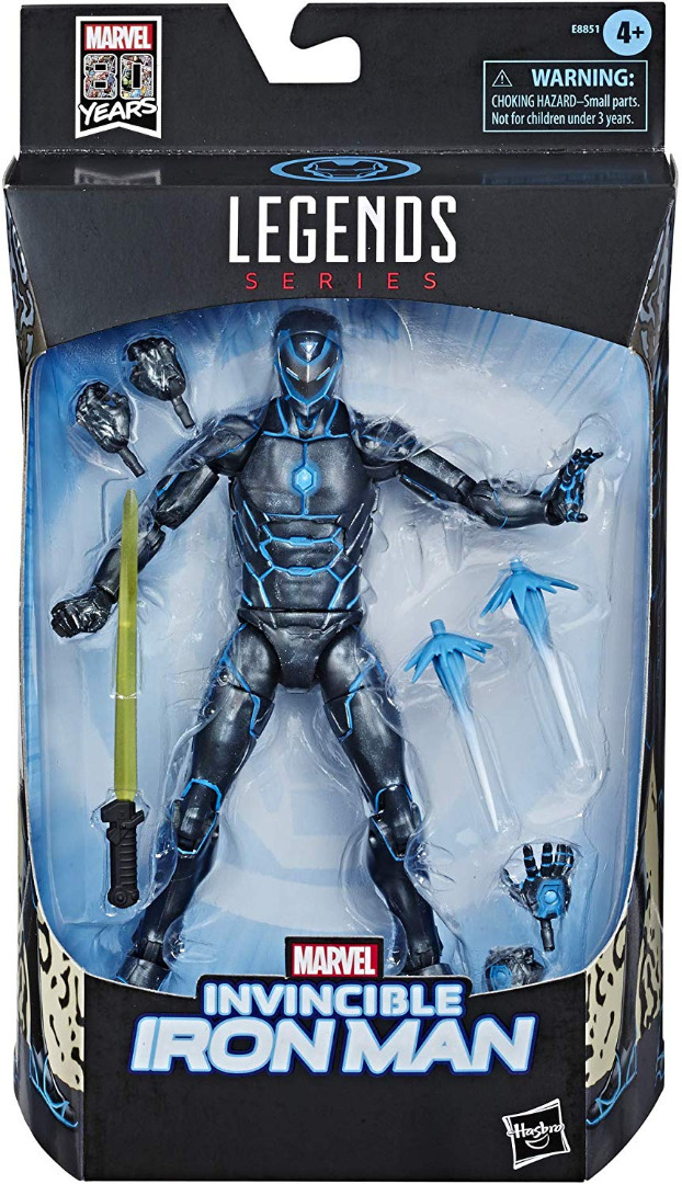 Marvel Legends Action Figure Iron Man Variant Exclusive Edition 15 cm