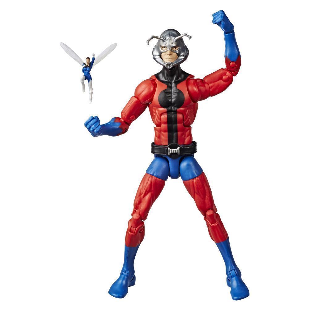 Marvel Legends Super Heroes Vintage Action Figure Ant-Man 15 cm