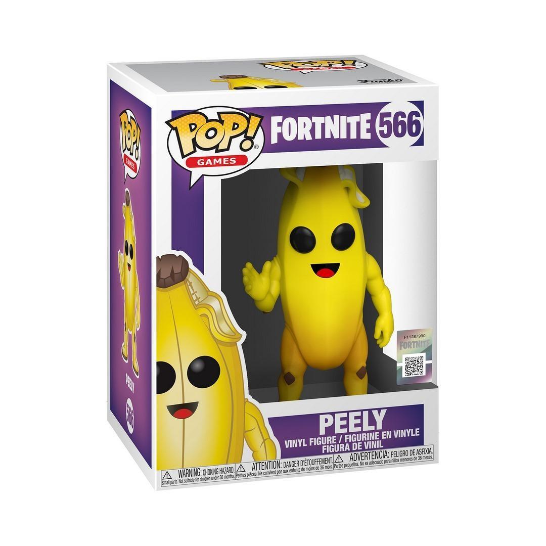 Fortnite POP! Games Vinyl Figure Peely 10 cm