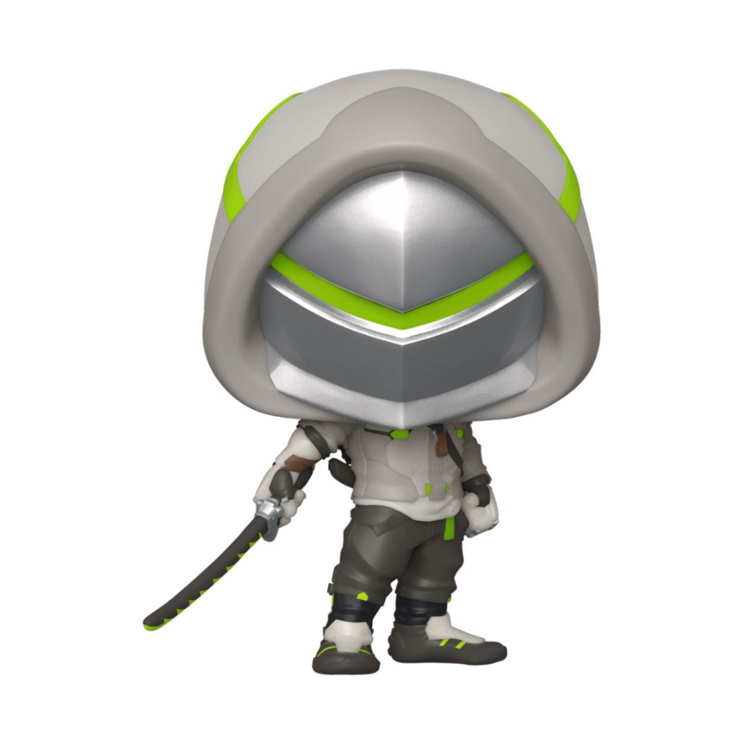 Overwatch POP! Games Vinyl Figure Genji 10 cm