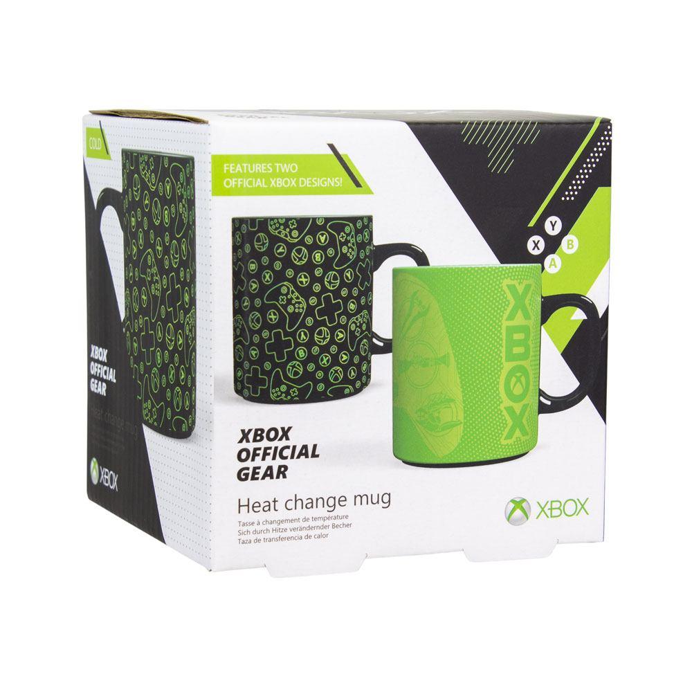 Caneca Xbox: Heat Change