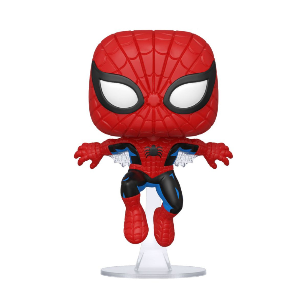 Marvel 80th POP! Marvel Vinyl Figure Spider-Man (First Appearance) 10 cm