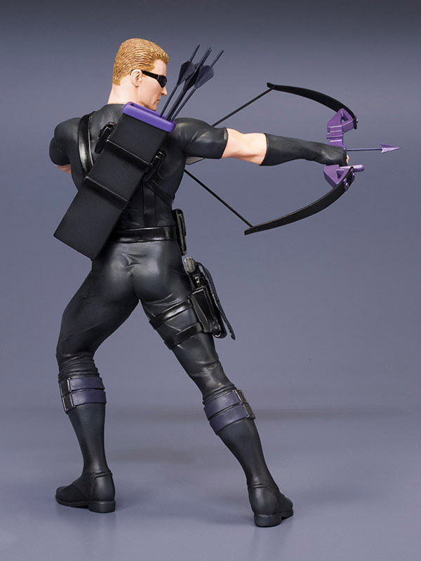 Marvel Comics ARTFX+ PVC Statue 1/10 Hawkeye (Avengers Now) 19 cm