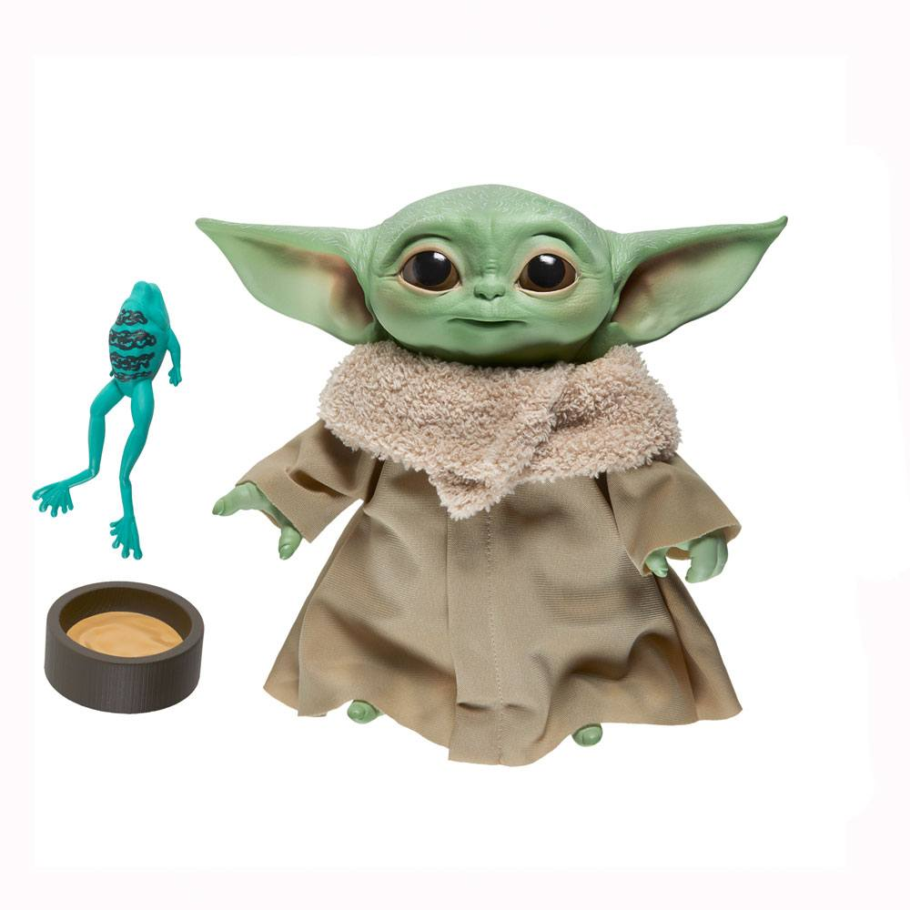 Peluche Star Wars The Child Talking Plush Toy 19 cm