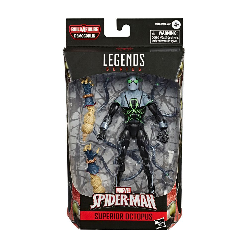 Marvel Legends Spider-man 2020 Action Figure Superior Octopus 15 cm