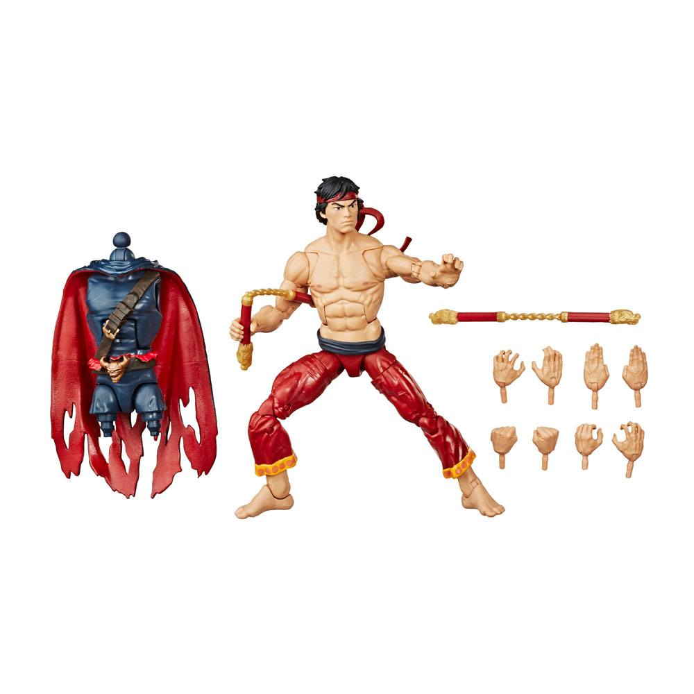 Marvel Legends Spider-man 2020 AF Shang Chi Marvel Master of Kung Fu 15 cm