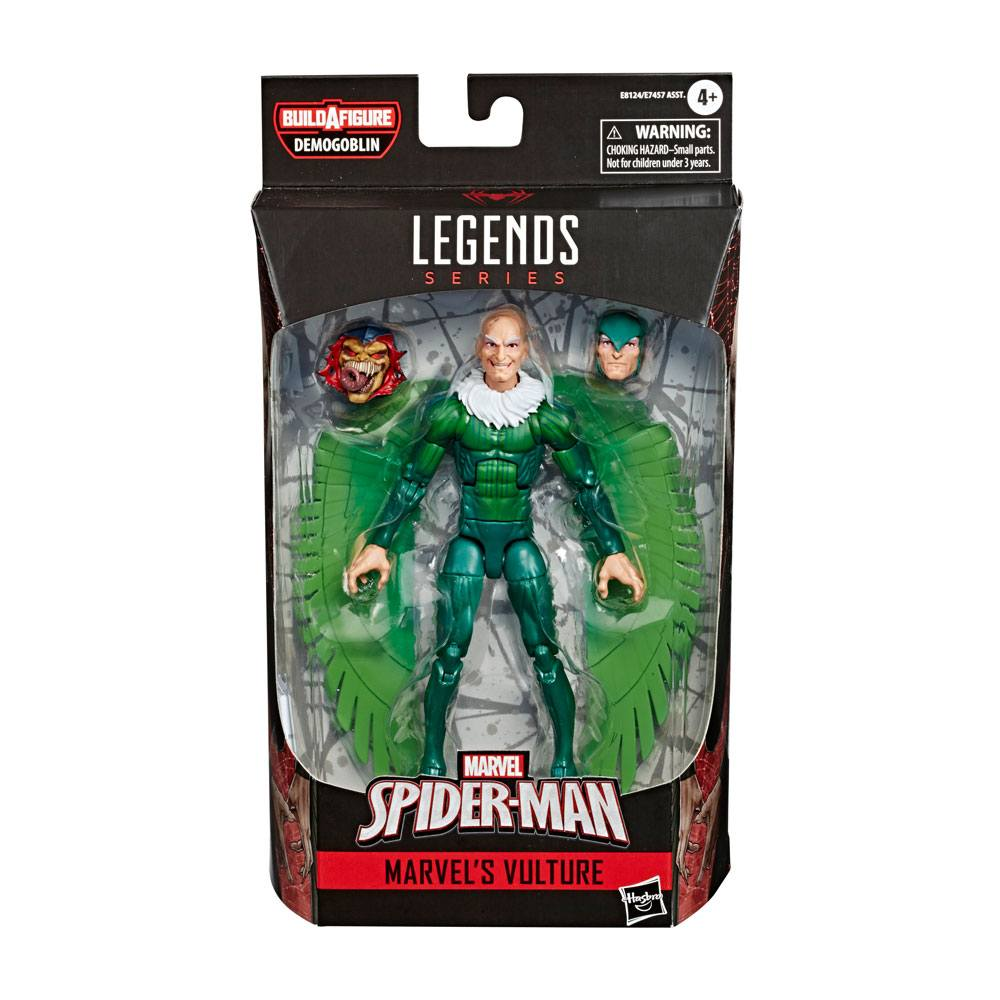 Marvel Legends Spider-man 2020 Action Figure Vulture (Marvel) 15 cm