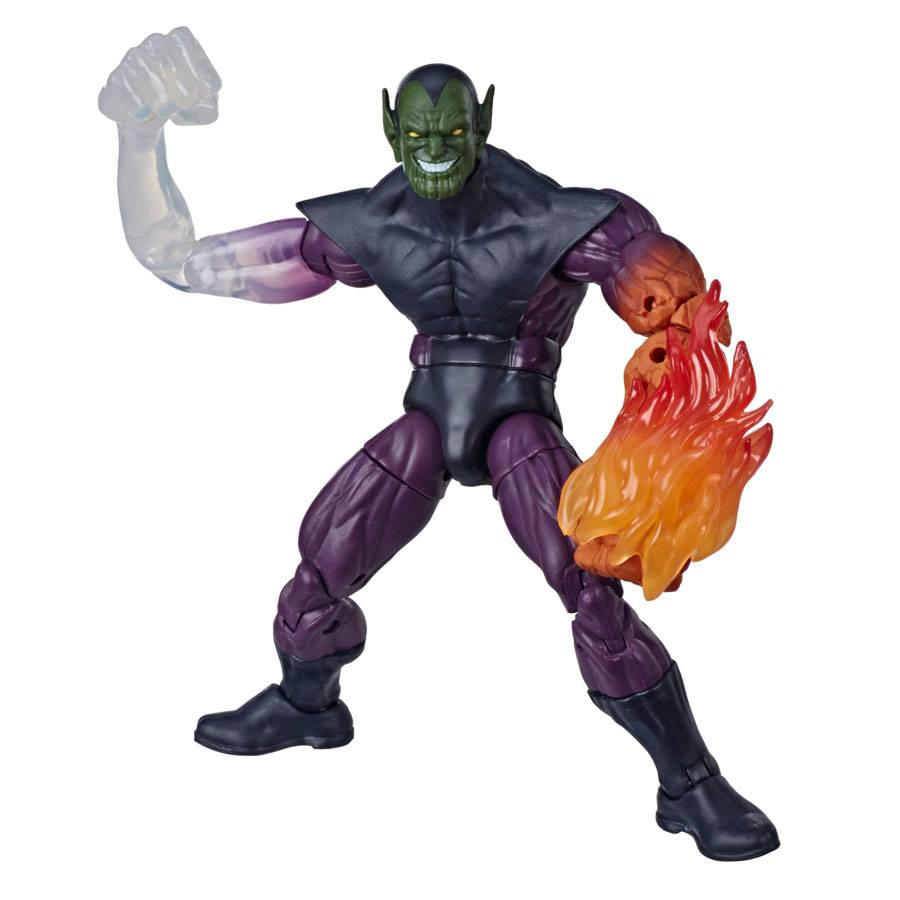 Action Figure Marvel Legend Series Human Torch Fantastic Four 15 cm