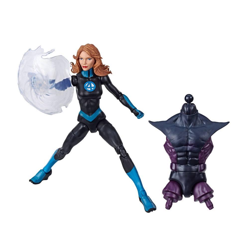 AF Marvel Legend Series Marvel's Invisible Woman Fantastic Four 15 cm
