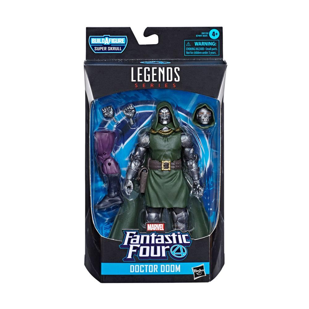 Action Figure Marvel Legend Series Doctor Doom Fantastic Four 15 cm