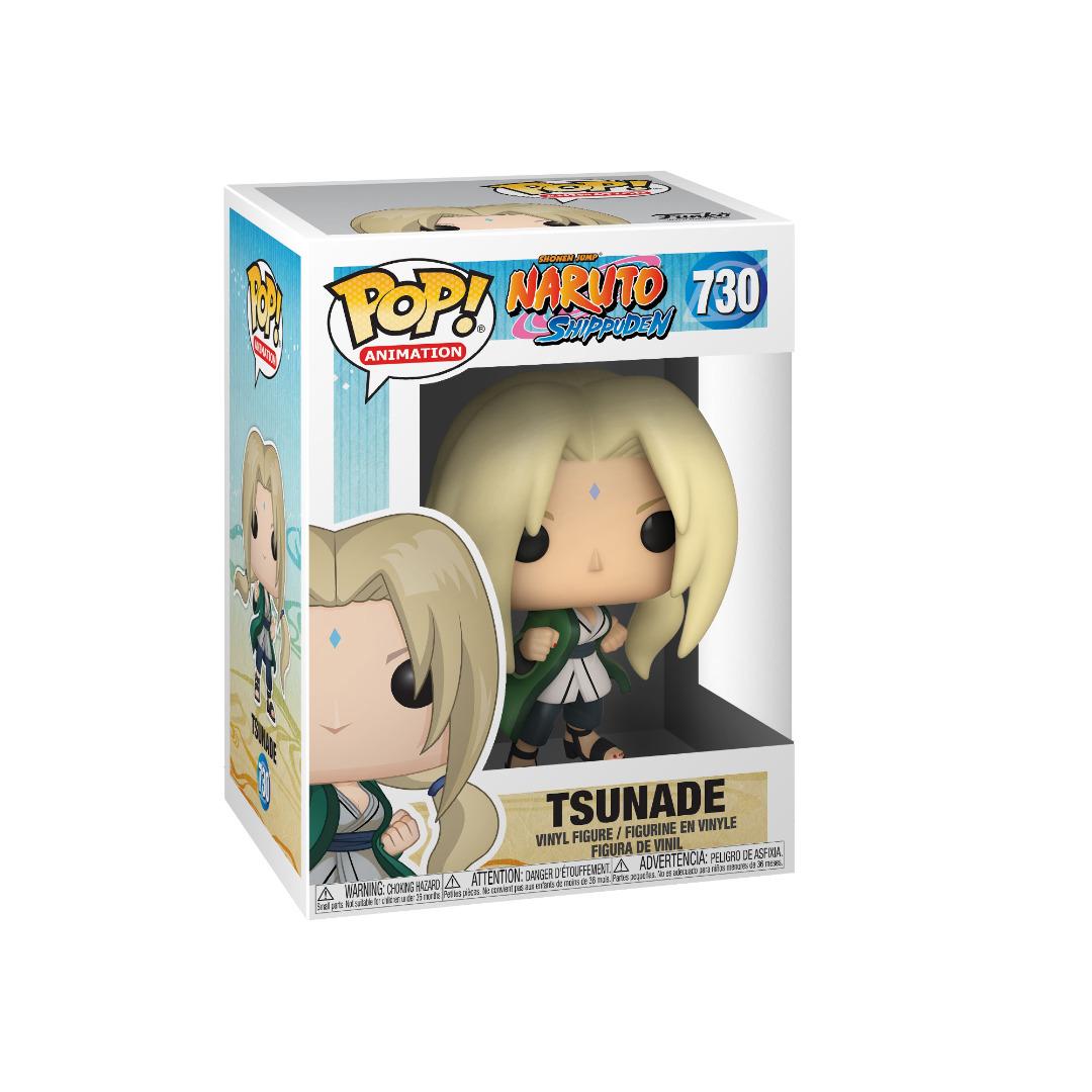 Pop! Anime: Naruto - Lady Tsunade Vinyl Figure 10 cm