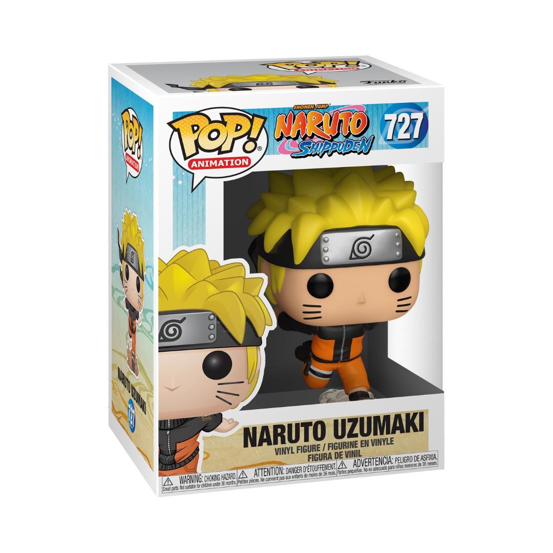 Pop! Anime: Naruto - Naruto Running Vinyl Figure 10 cm