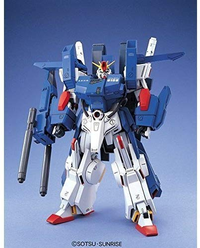 Gundam: Master Grade - Full Armor ZZ Gundam 1:100 Model Kit