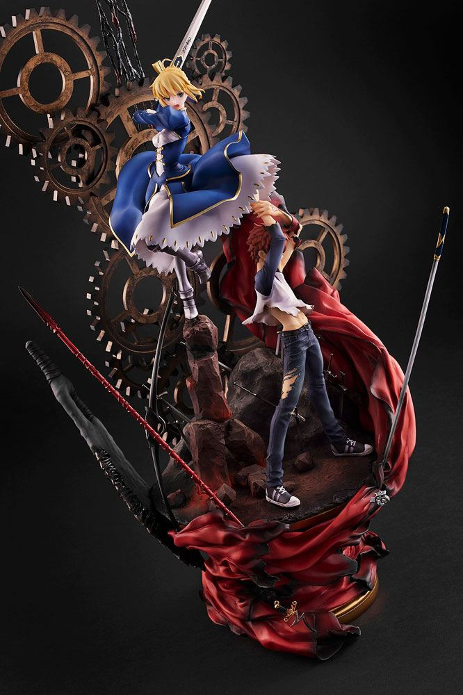 Fate/Stay Night PVC Statue The Path 15th Anniversary 59 cm