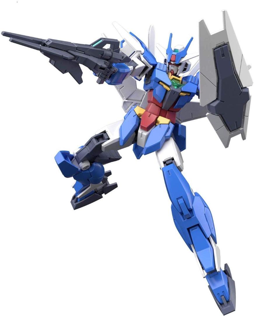 Gundam: HG High Grade - Earthree Gundam 1:144 Model Kit