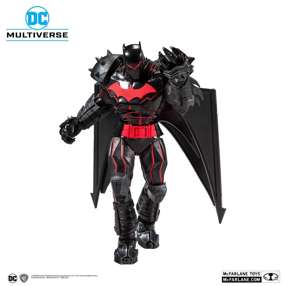 Batman & Robin Action Figure Batman (Hellbat Suit) 18 cm
