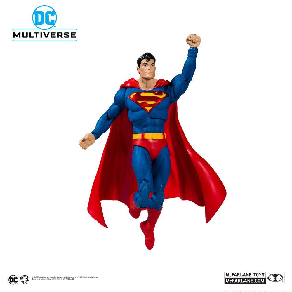 DC Rebirth Action Figure Superman (Modern) Action Comics #1000 18 cm