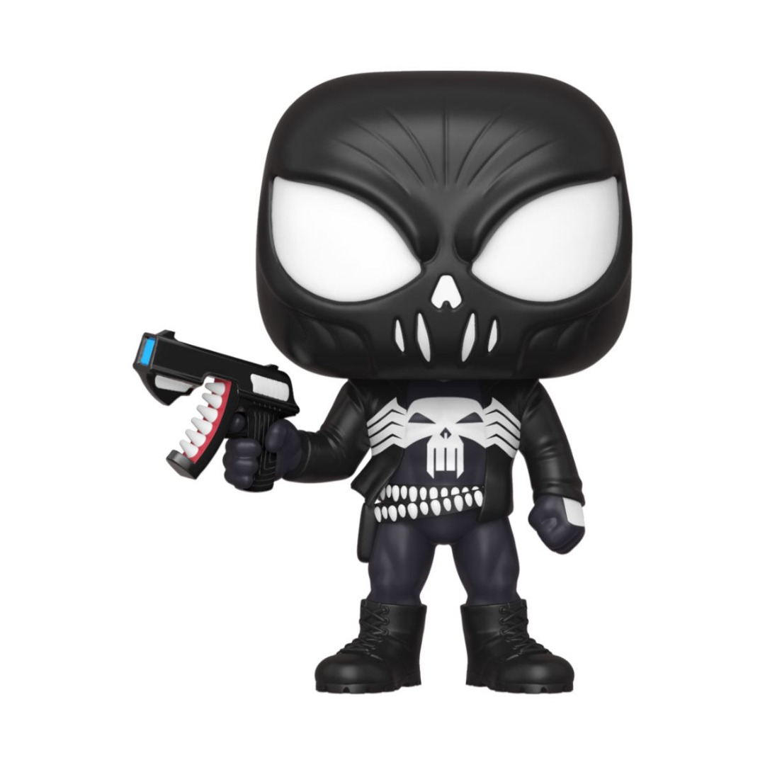 Marvel Venom POP! Marvel Vinyl Figure Punisher 10 cm