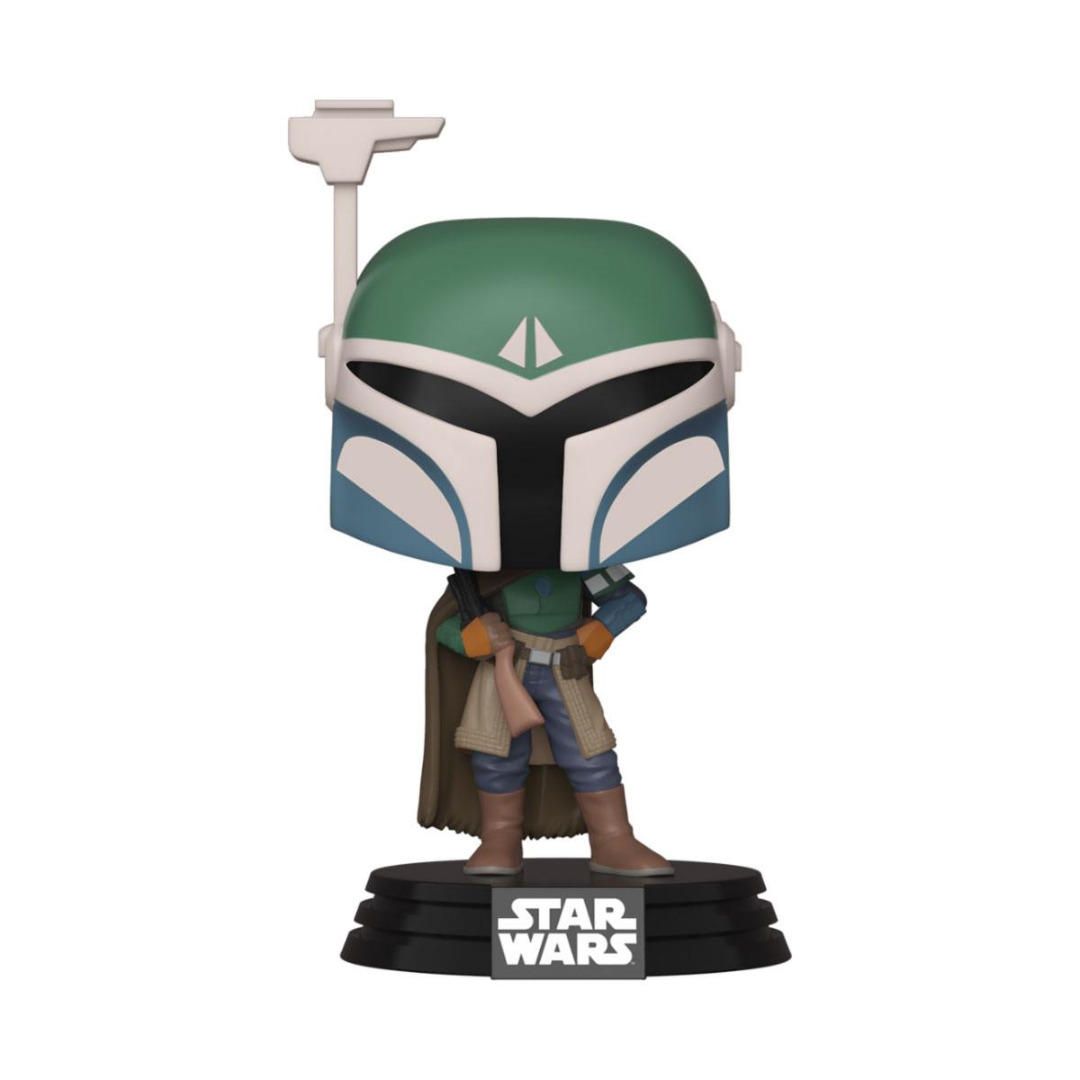 Star Wars The Mandalorian POP! TV Vinyl Figure Covert Mandalorian 10 cm