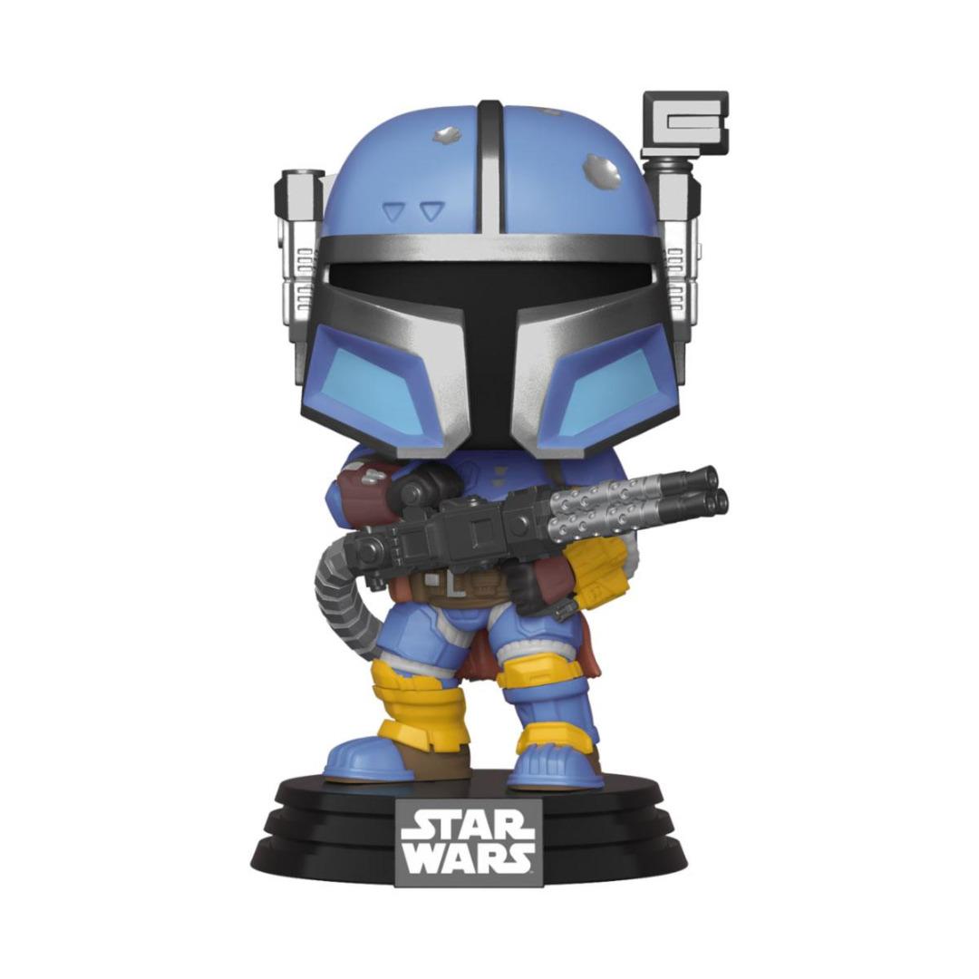 Star Wars The Mandalorian POP! TV Figure Heavy Infantry Mandaloria 10 cm