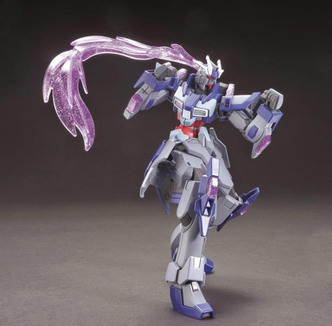 Gundam: High Grade - Denial Gundam 1:144 Model Kit