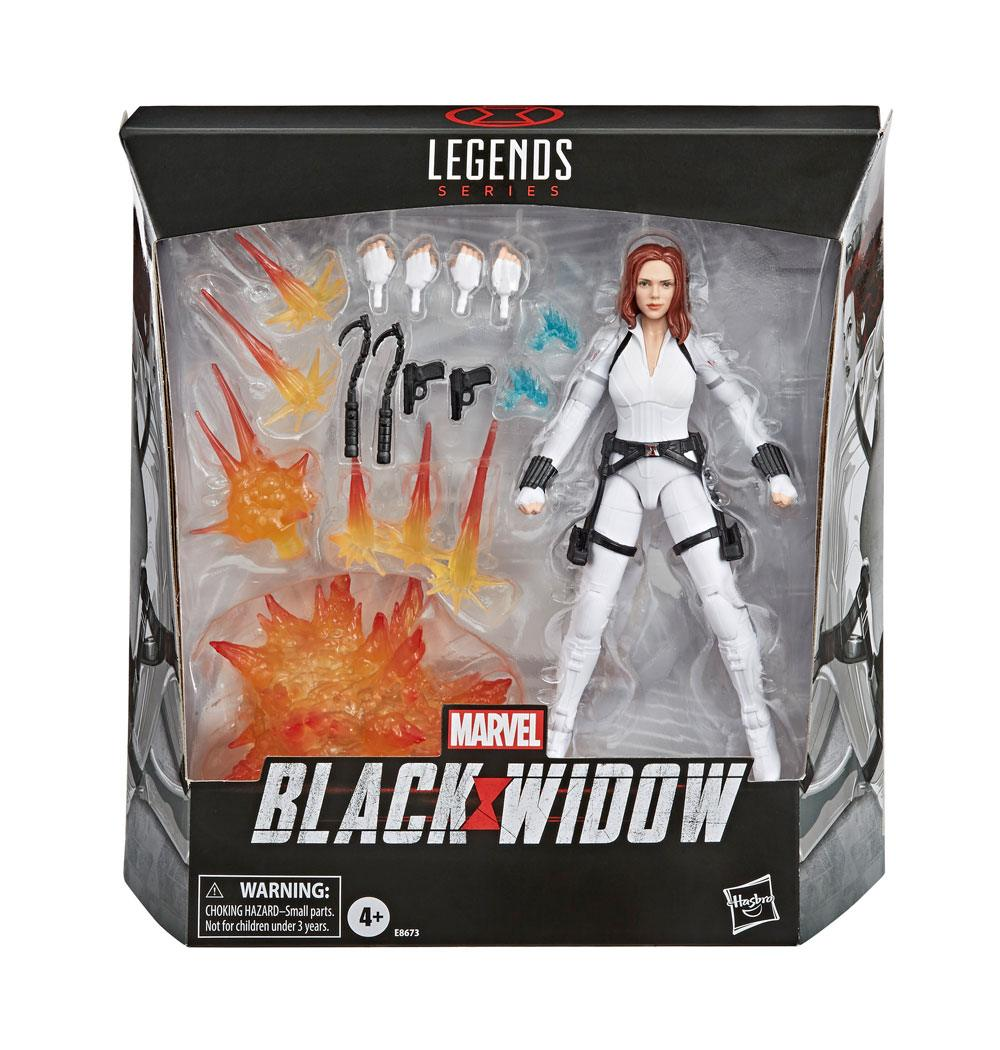 Marvel Legends Series Deluxe Action Figure Black Widow 15 cm