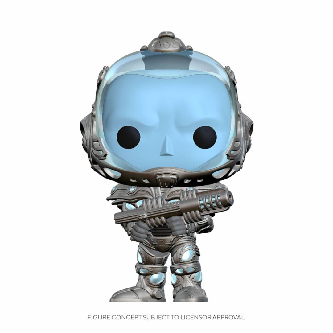 Batman & Robin POP! Heroes Vinyl Figure Mr. Freeze 10 cm
