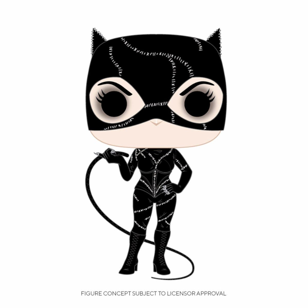 Batman Returns POP! Heroes Vinyl Figure Catwoman 10 cm