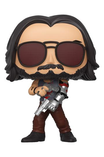 Cyberpunk 2077 POP! Games Vinyl Figure Johnny Silverhand II 10 cm