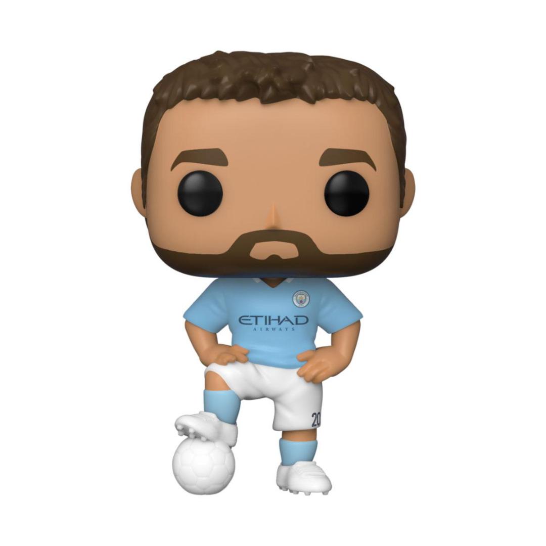 EPL POP! Football Vinyl Figure Bernardo Silva (Manchester City) 10 cm