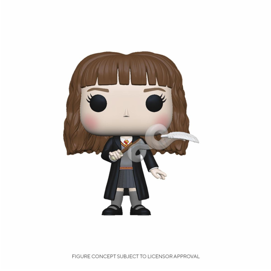 Harry Potter POP! Movies Vinyl Figure Hermione w/Feather 10 cm