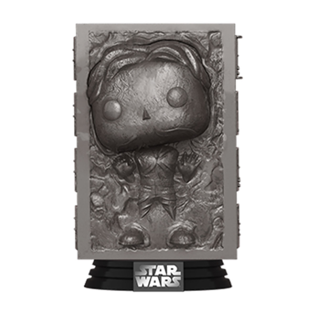 Star Wars POP! Movies Han in Carbonite Empire Strikes Back 40th Anniversary