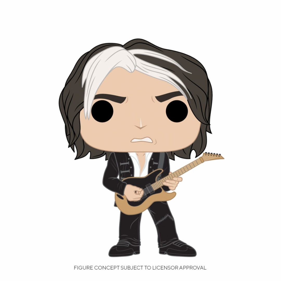 Aerosmith POP! Rocks Vinyl Figure Joe Perry 10 cm