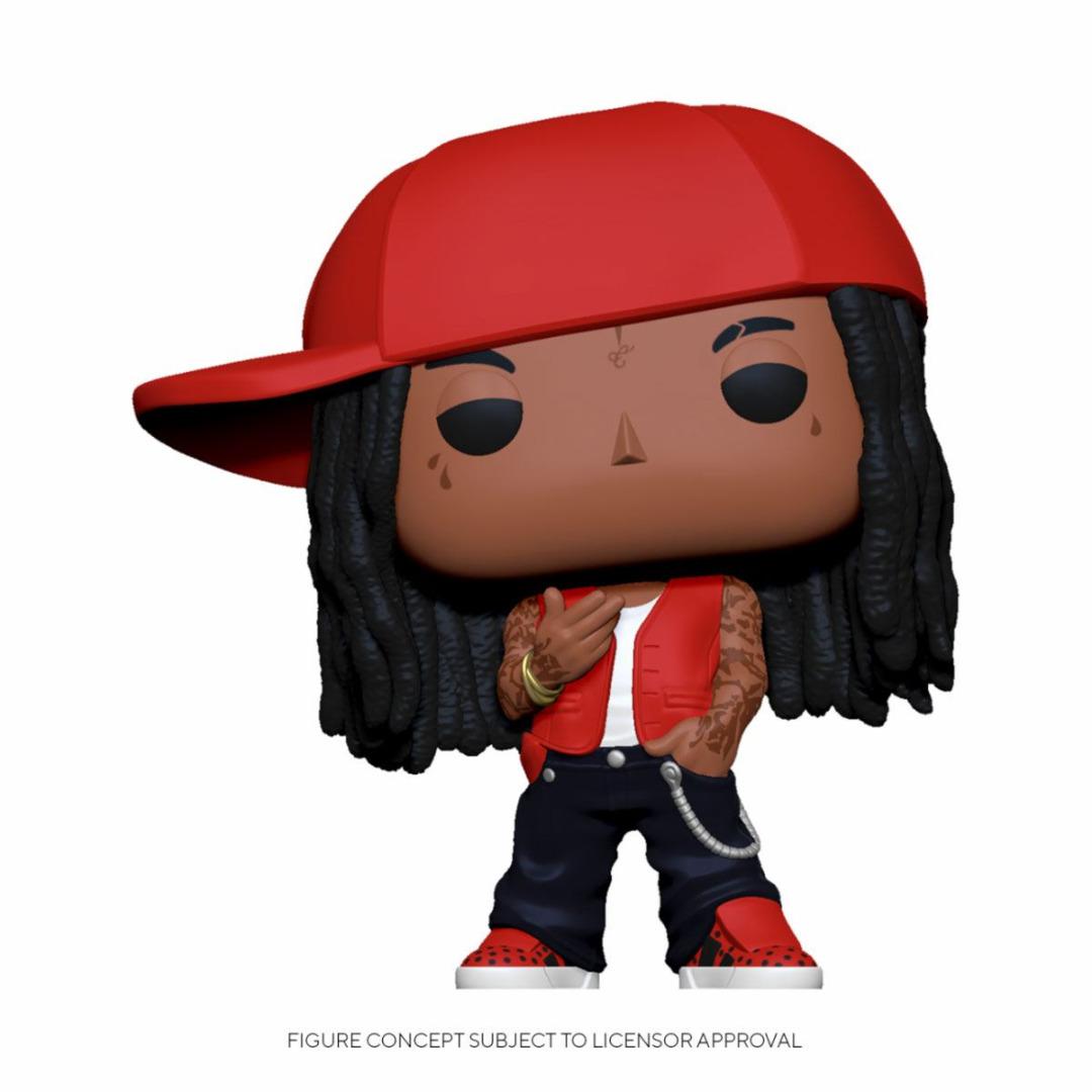 Lil Wayne POP! Rocks Vinyl Figure 10 cm
