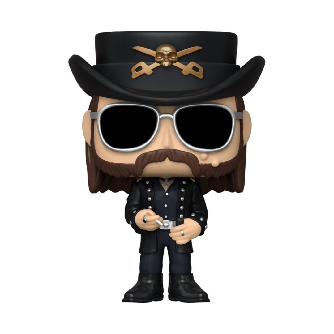 Motorhead POP! Rocks Vinyl Figure Lemmy 10 cm
